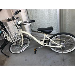 アサヒ(アサヒ)の子供用自転車 18インチ(自転車)