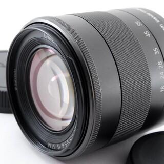 Canon - 【新品級】Canon  キャノン EF-M 18-55mm IS STM