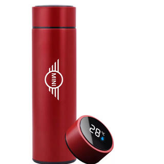 BMW - BMW MINI ミニクーパー 保温保冷 真空断熱 水筒 ステンレス 水温計付