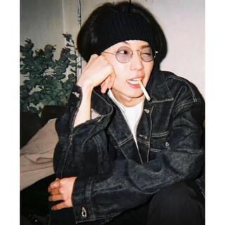 KAIKO コットンリブニットヘアバンド 黒 ブラック(ニット帽/ビーニー)