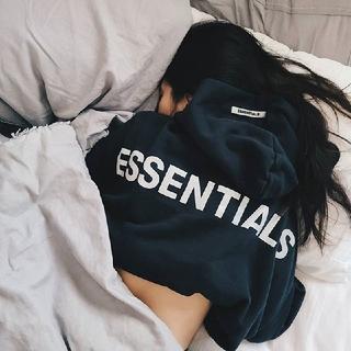 Essential - Fear of God Essentials リフレクターロゴ パーカー
