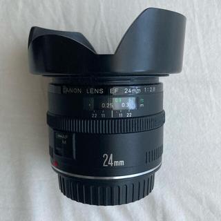 Canon - EF24mm F2.8 ESDDI ストロボ Canon 広角 単焦点
