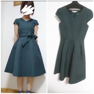 ストロベリーフィールズ(STRAWBERRY-FIELDS)のストロベリーフィールズ ドレス(ミディアムドレス)