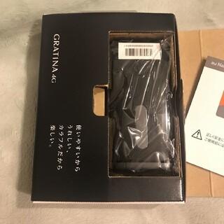 au - [新品未使用]GRATINA 4G KYF31 SIMロック解除済み