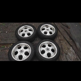 Goodyear - ドリケツ 16インチ タイヤ ホイール セット 深リム