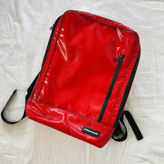 FREITAG - FREITAG HAZARD RED 2Wayリュック⋆͛*͛
