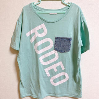 RODEO CROWNS - RODEO CROWNS Tシャツ