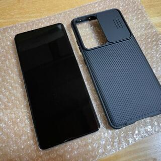 Galaxy S21 Ultra 5G 16GB/512GB SIMフリー(スマートフォン本体)