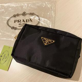 PRADA - ラスト1点 新品希少★PRADA プラダ ポーチ 海外百貨店限定 ノベルティ