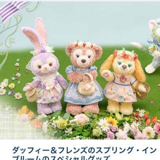 4月9日グッズ購入用ディズニーシーチケット(キャラクターグッズ)