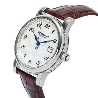 MONTBLANC - モンブラン MONTBLANC 腕時計 スター デイト 107315 自動巻き