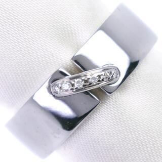 CHAUMET - ショーメ リアン     K18ホワイトゴールド ダイヤモンド