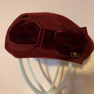 ルルゲッタ(Leur Getter)のルルゲッタ ベレー帽(ハンチング/ベレー帽)