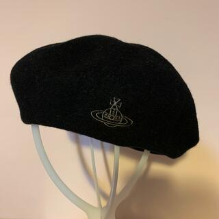 ヴィヴィアンウエストウッド(Vivienne Westwood)のヴィヴィアン ベレー帽(ハンチング/ベレー帽)