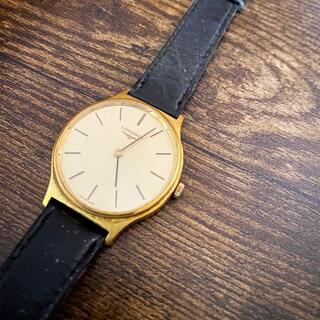 ロンジン(LONGINES)のロンジン LONGINES 手巻き stainless steel Back(腕時計(アナログ))