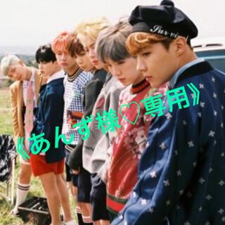 ボウダンショウネンダン(防弾少年団(BTS))のBTS✨《あんず様♡専用ページ》購入特典✨ミニカード✨ミニトレカ(アイドルグッズ)