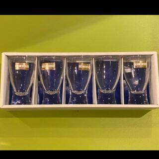 トウヨウササキガラス(東洋佐々木ガラス)の冷酒杯 セット 未使用  佐々木硝子(グラス/カップ)