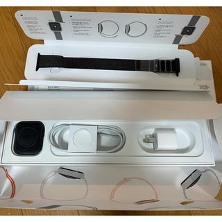 Apple Watch - Apple Watch Series4(44mm) スペースグレイ(スポーツ)
