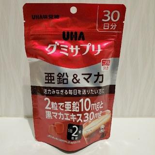 ユーハミカクトウ(UHA味覚糖)のグミサプリ 亜鉛&マカ 30日分(その他)