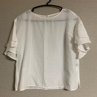 ブリスポイント(BLISS POINT)のBLISS POINT ホワイトシャツ(シャツ/ブラウス(長袖/七分))