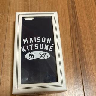 メゾンキツネ(MAISON KITSUNE')のMAISON KITUNE 携帯ケース(モバイルケース/カバー)