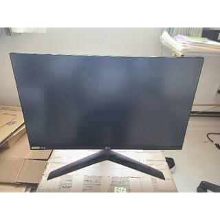 LG Electronics - LG IPS WQHD 144hz ゲーミングモニター 27GL83A-B
