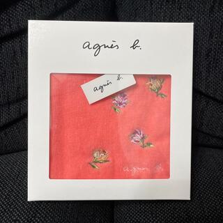 agnes b. - アニエスベー タオルハンカチ