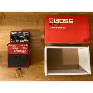 ボス(BOSS)のぴけ様専用 BOSS Loop Station RC-2(エフェクター)