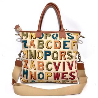 Vivienne Westwood - ヴィヴィアンウエストウッド アルファベット 2WAY バッグ