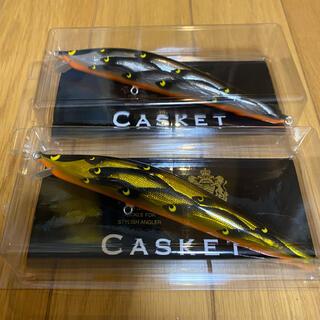 カスケット モンスタープロデューサー145  2個セット(釣り糸/ライン)