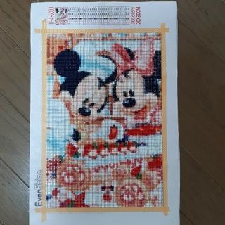 ディズニー(Disney)のダイヤモンドアート完成品☆(アート/写真)