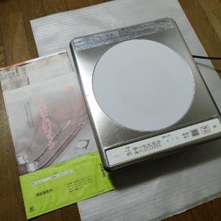Panasonic - 【格安】IHクッキングヒーター ビルトイン 100V