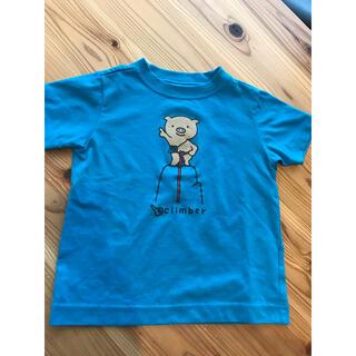 mont bell - 美品★100センチ モンベル 半袖Tシャツ