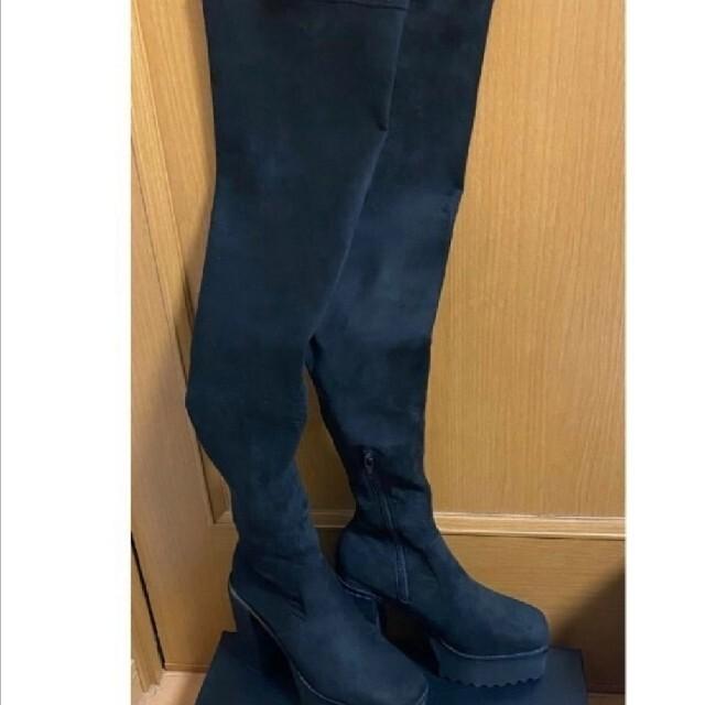 EMODA(エモダ)のMia様専用 レディースの靴/シューズ(ブーツ)の商品写真