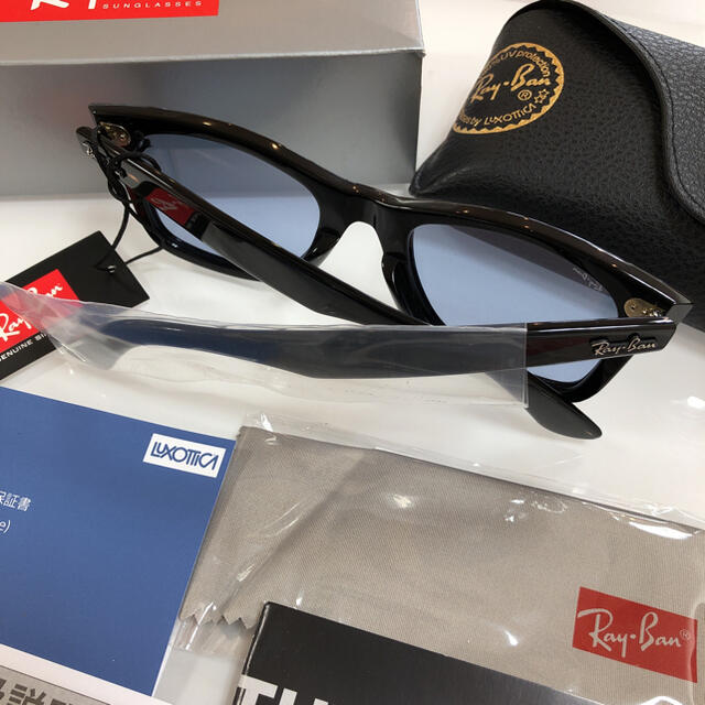 Ray-Ban(レイバン)のレイバン  RB2140F 901/64 サングラス メガネ 眼鏡 メンズのファッション小物(サングラス/メガネ)の商品写真