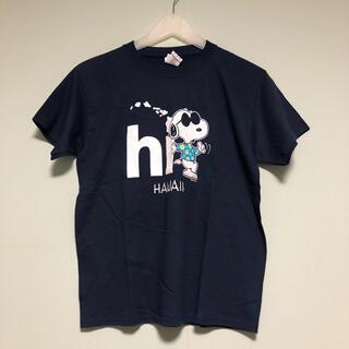 ピーナッツ(PEANUTS)のPEANUTS ハワイスヌーピー Tシャツ(Tシャツ(半袖/袖なし))
