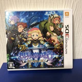 世界樹の迷宮V 長き神話の果て 3DS(携帯用ゲームソフト)