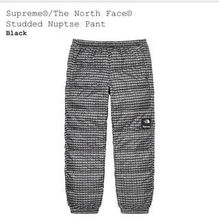 Supreme - Supreme North Face Studded Nuptse Pant