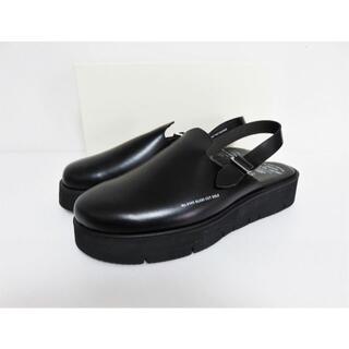 フットザコーチャー(foot the coacher)の新品 foot the coacher SS SANDALS 10 ブラック (サンダル)