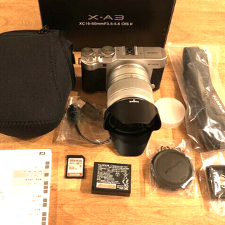 富士フイルム -  X-A3 XC16-50mmF3.5-5.6 OIS ll