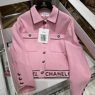 CHANEL - 大人気❣⃛希少 ChaneL 刺繍logo オーバー