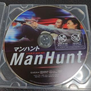 マンハント ManHunt DVD レンタル(韓国/アジア映画)