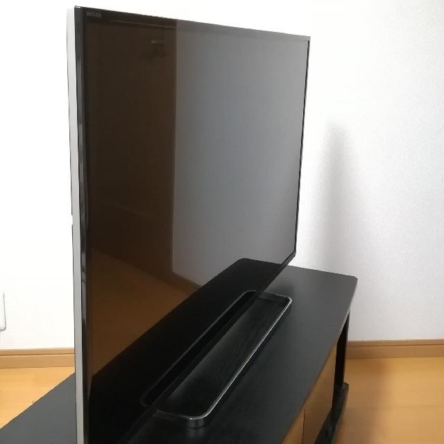 東芝(トウシバ)の【最上位タイムシフトマシン機能/3Dグラス付属】東芝 42型液晶テレビ スマホ/家電/カメラのテレビ/映像機器(テレビ)の商品写真