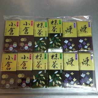 イムラヤ(井村屋)の井村屋ようかん 煉、抹茶、小倉 3種各58g4個(菓子/デザート)