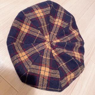 ヴィヴィアンウエストウッド(Vivienne Westwood)の【最終値下げ】ベレー帽(ハンチング/ベレー帽)