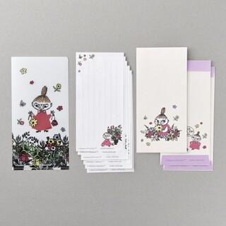 リトルミー(Little Me)の封筒ケース付き レターセット リトルミイ(カード/レター/ラッピング)