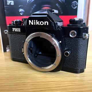 Nikon - 早い者勝ち‼4月限定価格レンズ付き‼︎ ︎ニコン New fm2 Nikon
