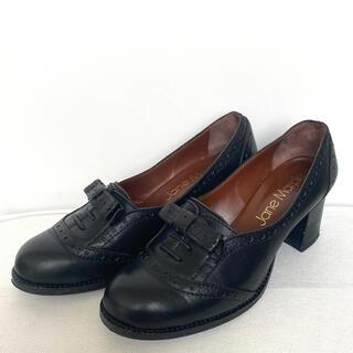ジェーンマープル(JaneMarple)のジェーンマープル 本革シューズ janemarple(ローファー/革靴)