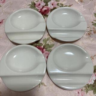 イッタラ(iittala)の値下 イッタラ ダブルレスト まる 白 4枚セット(食器)