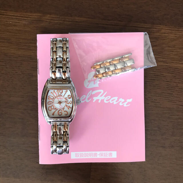 Angel Heart(エンジェルハート)のAngel Heart エンジェル ハート 腕時計 レディースのファッション小物(腕時計)の商品写真